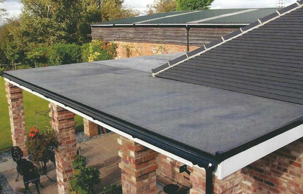 Flat Roofing Services Walsall