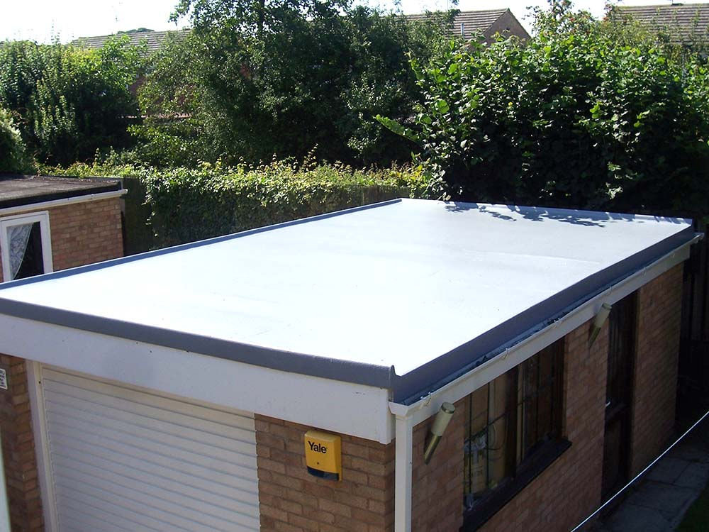 flat roofing Dudley