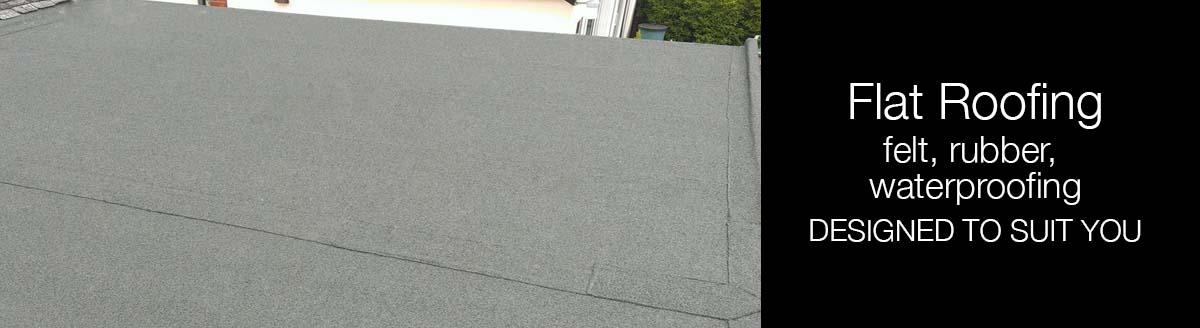 Flat Roofing Felt Rubber Waterproofing Nv Roofing