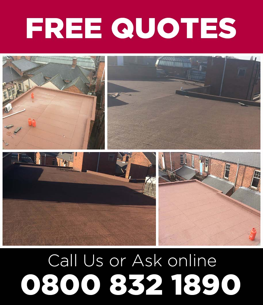 Free roofing quotations Walsall and Birmingham West Midlands
