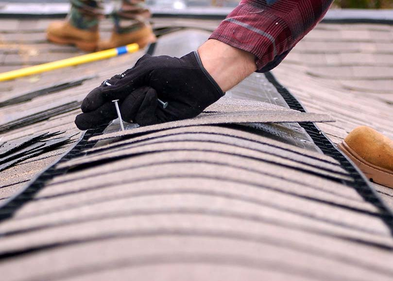 Roofing repairs Walsall