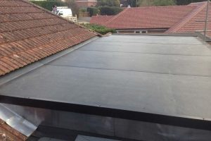 Rubber Roofing Dormer Roof Classicbond O Nv Roofing