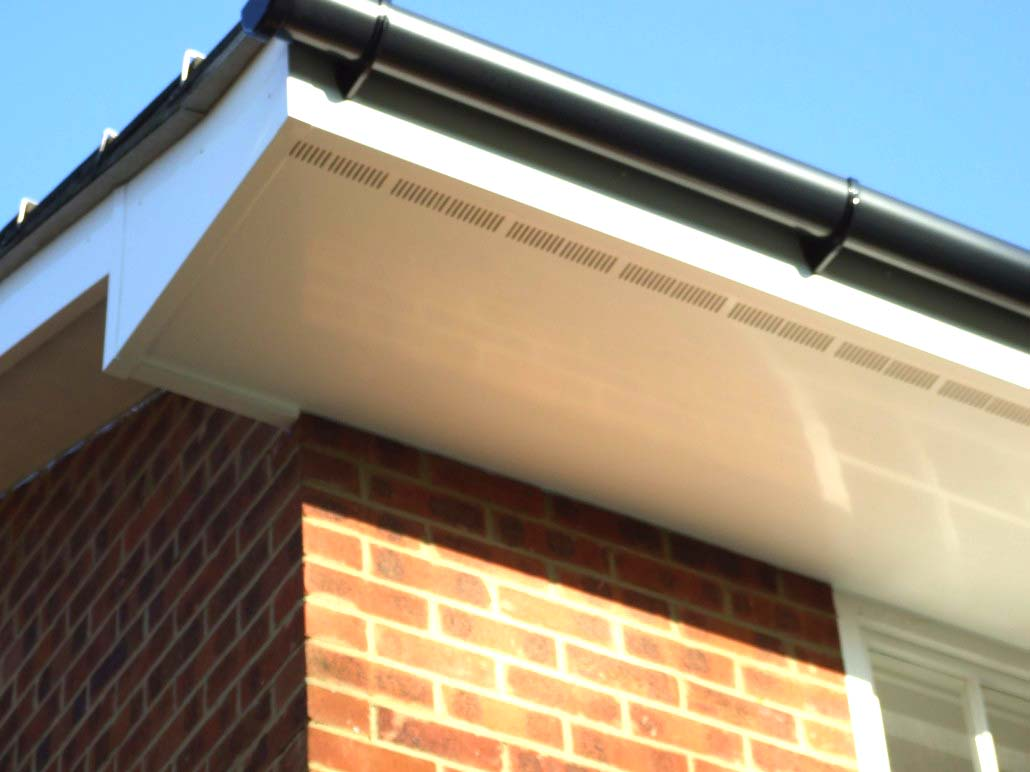 Soffits Guttering And Fascias Nv Roofing Services