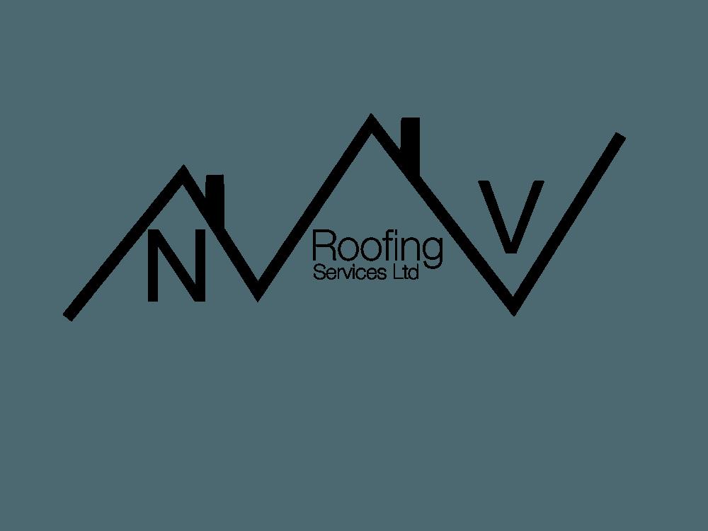 Nv Roofing Logo Nv Roofing Services Ltd Flat Roofing