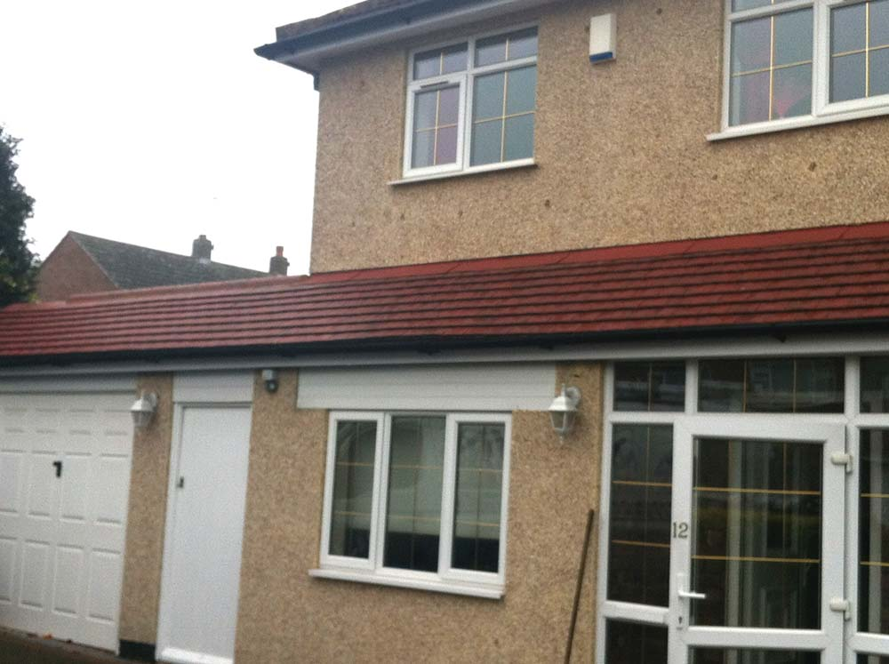 Tiled Roofing Services Nv Roofing Services Ltd Flat
